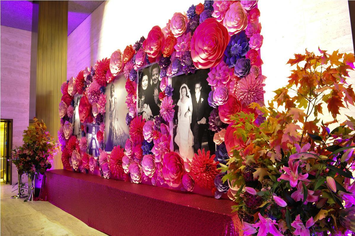 60th Wedding Anniversary Celebration - Kleifield Design & Associates, Inc.