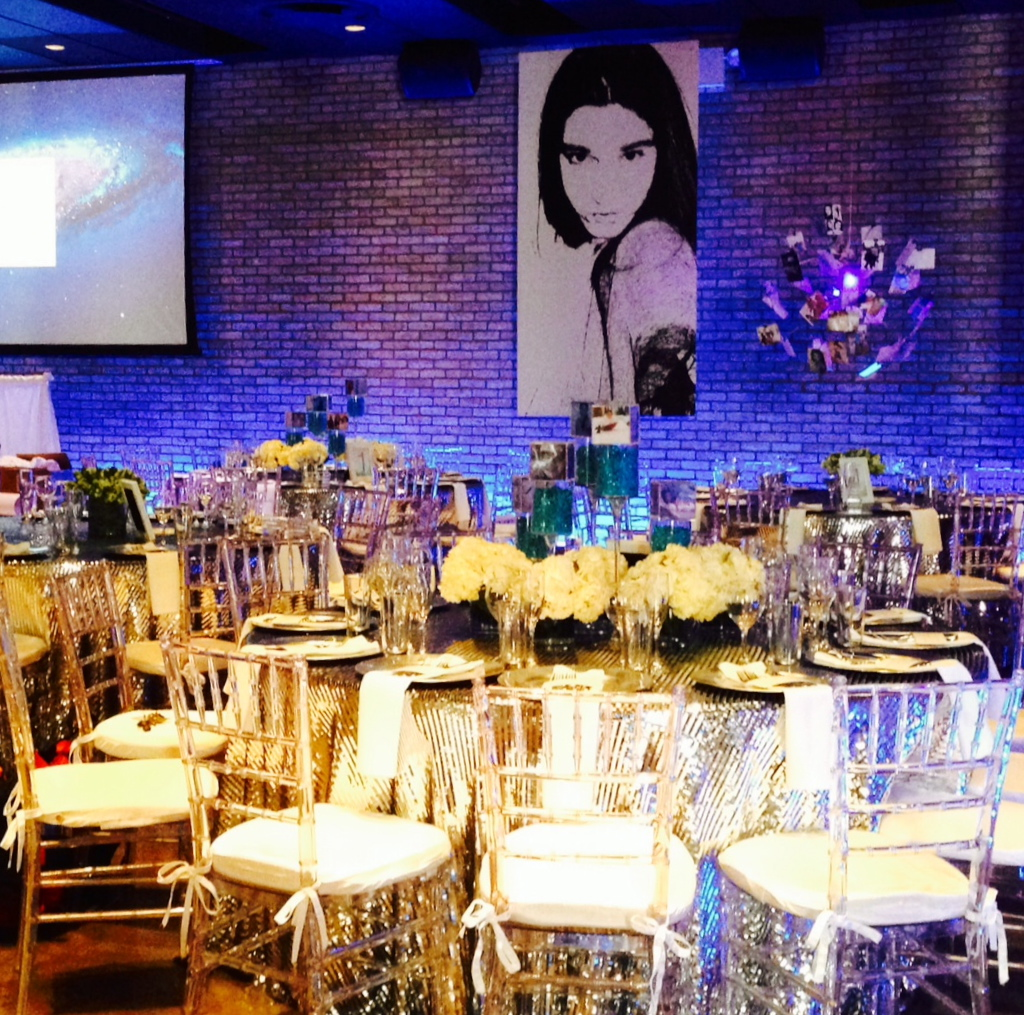 Clubby Mitzvah at Dream Hotel NYC - Kleifield Design & Associates, Inc.