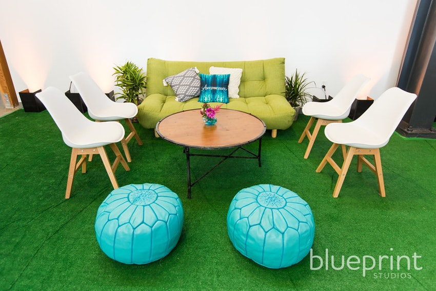 Blueprint studios bohemian chic corporate event partyslate photo hosted by partyslate malvernweather Image collections