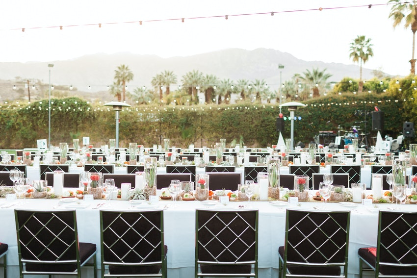 Posted by Parker Palm Springs - A Venue professional