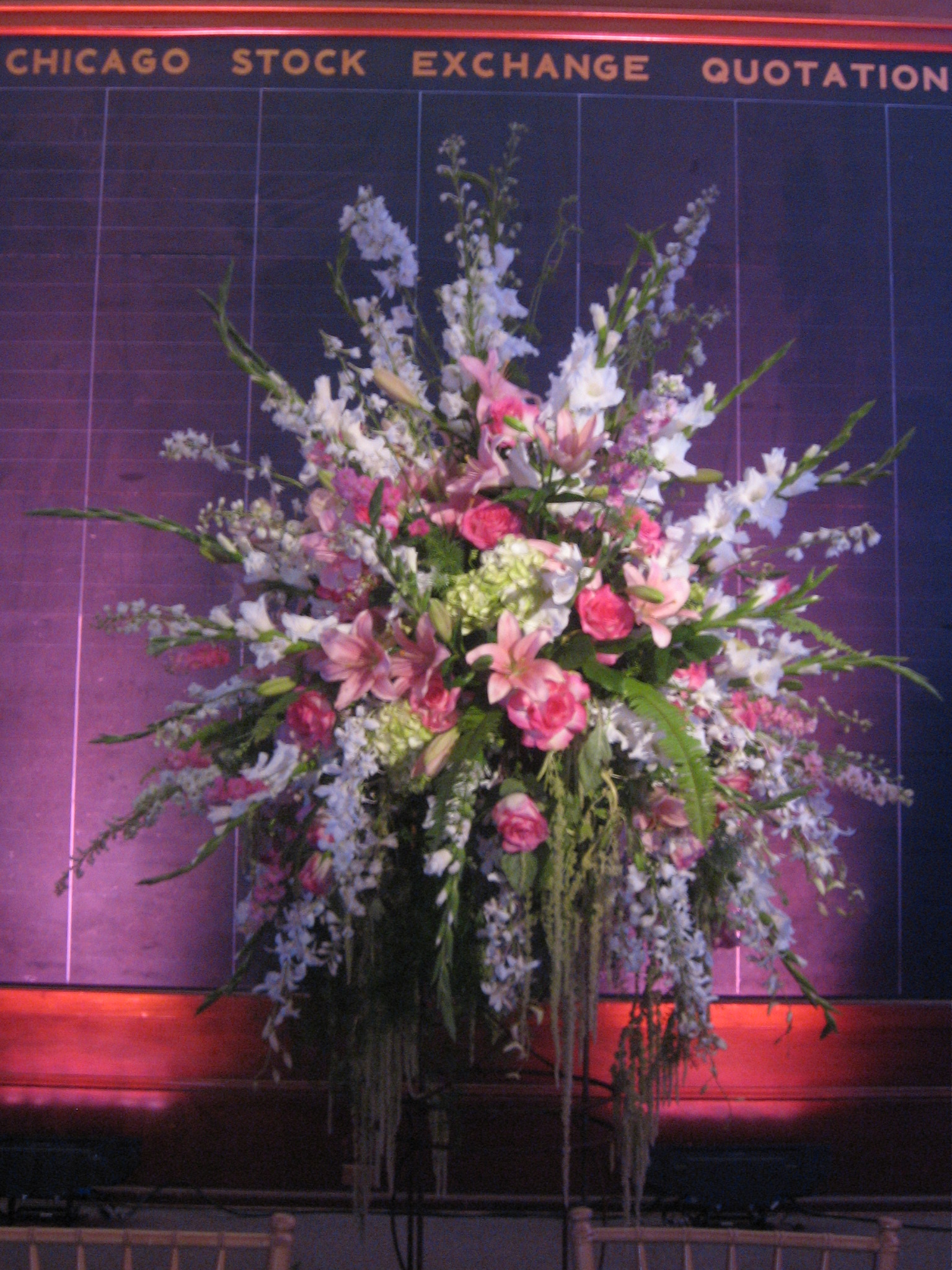 Posted by Virginia Wolff Inc. - A Design/Decor/Floral professional