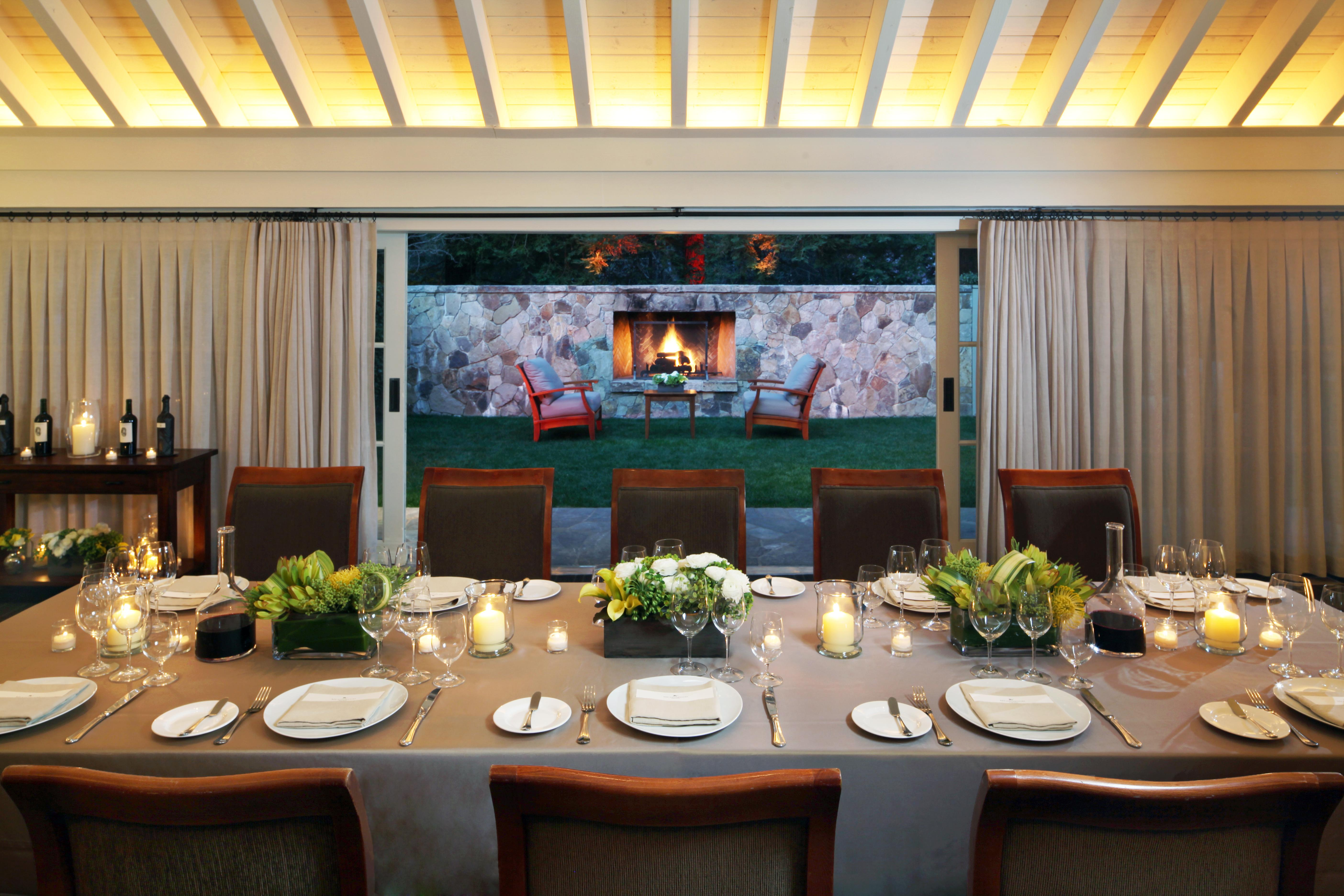 Madrone Room - Meadowood Napa Valley