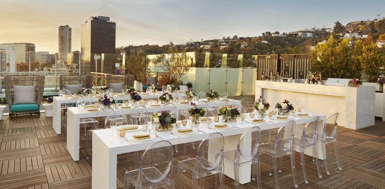13 of the Best Rooftop Venues in LA