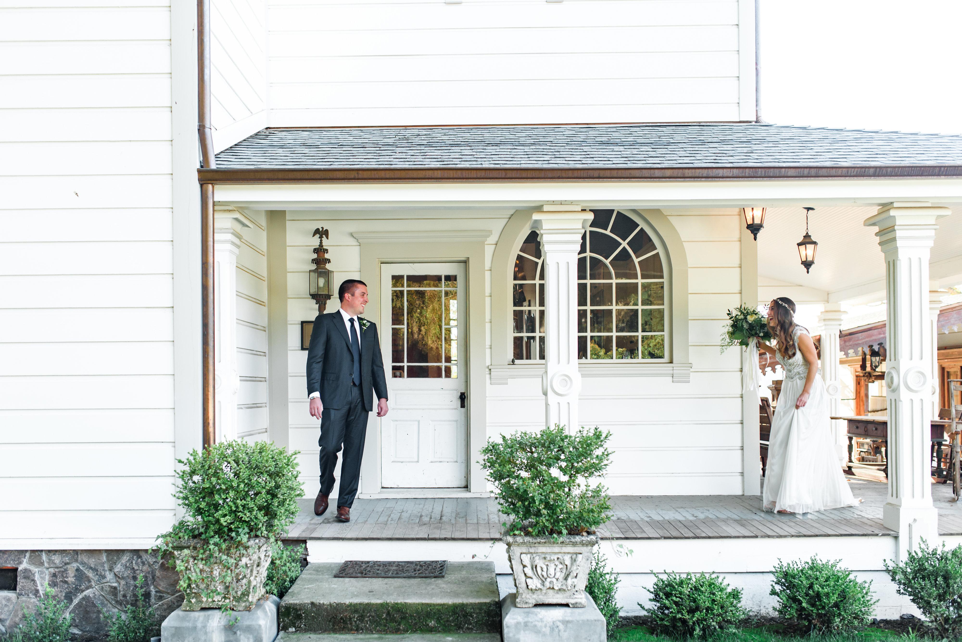 Calistoga Ranch Wedding - Weddings by Scott & Dana