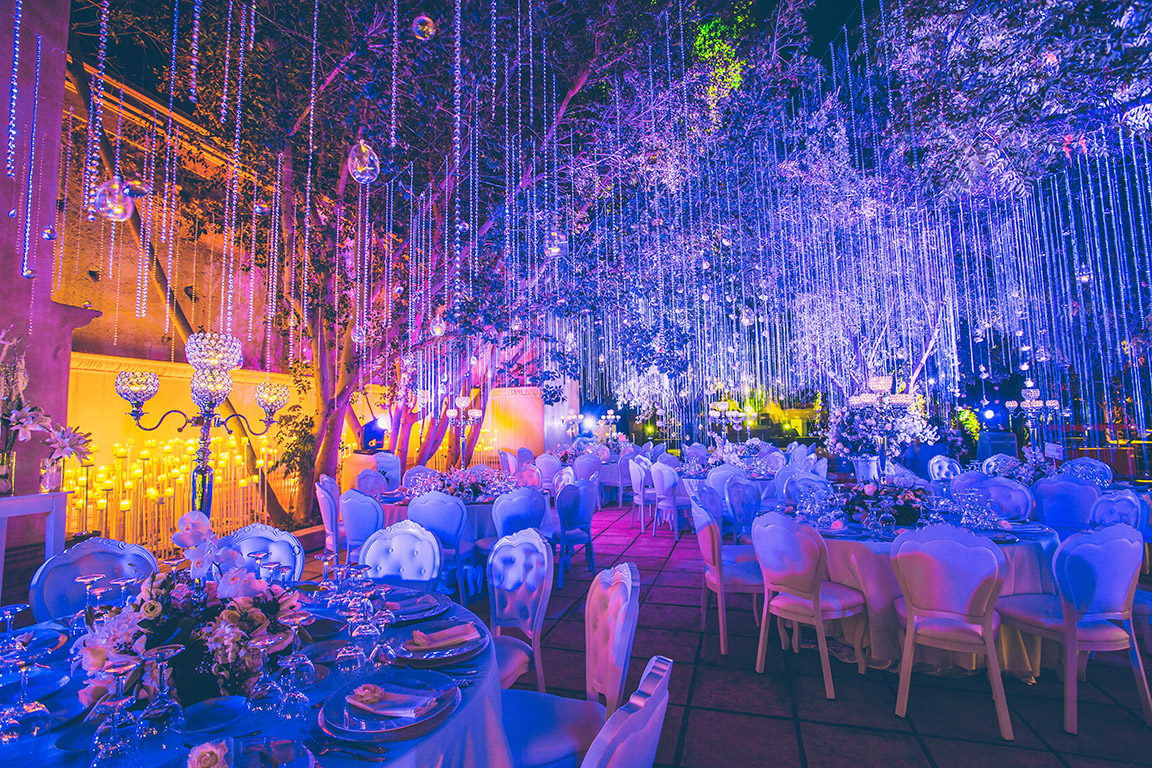 Teo and Louisa's Glamorous Moroccan Wedding - Cocoon Events Management Group