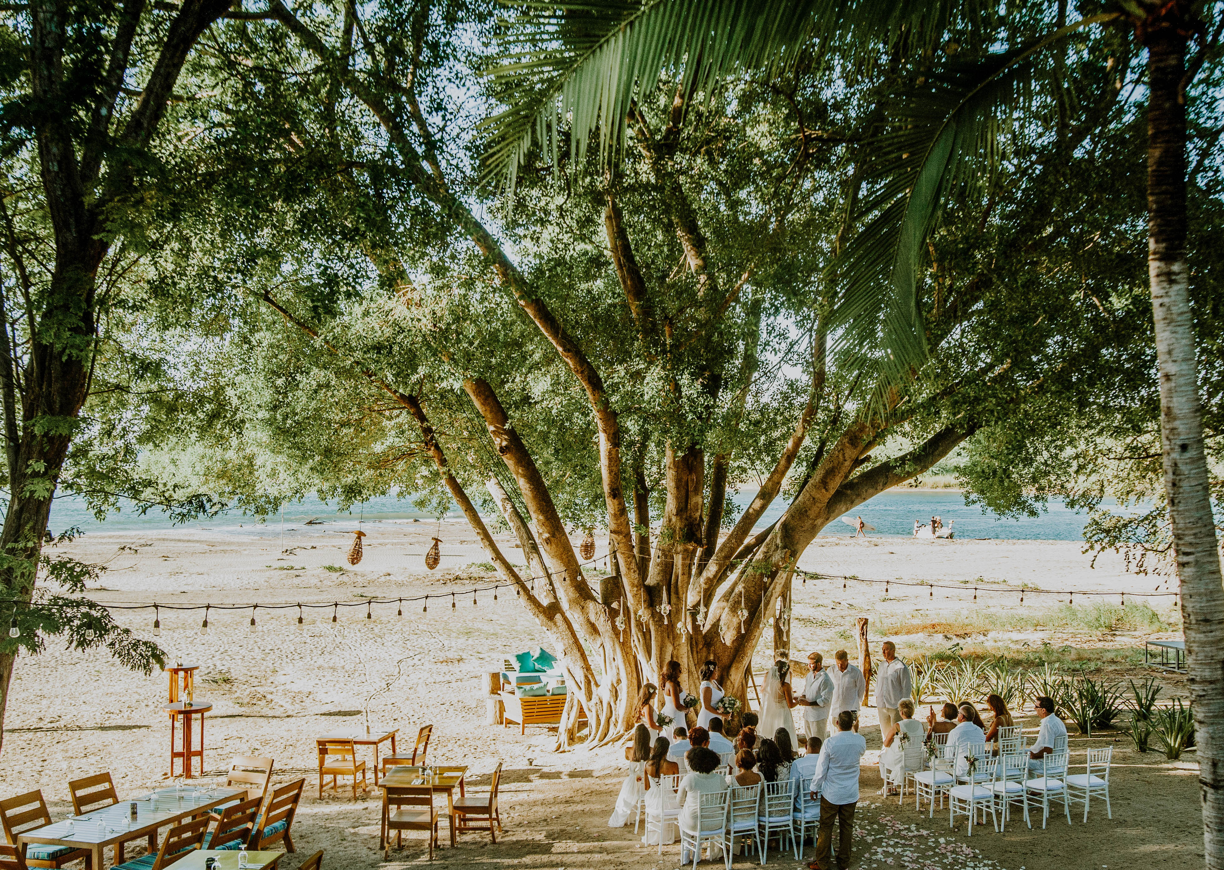 Intimate Beach Wedding in Costa Rica - Tropical Occasions