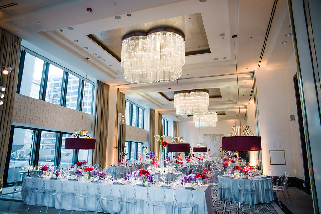 Chic Modern Wedding - SQN Events