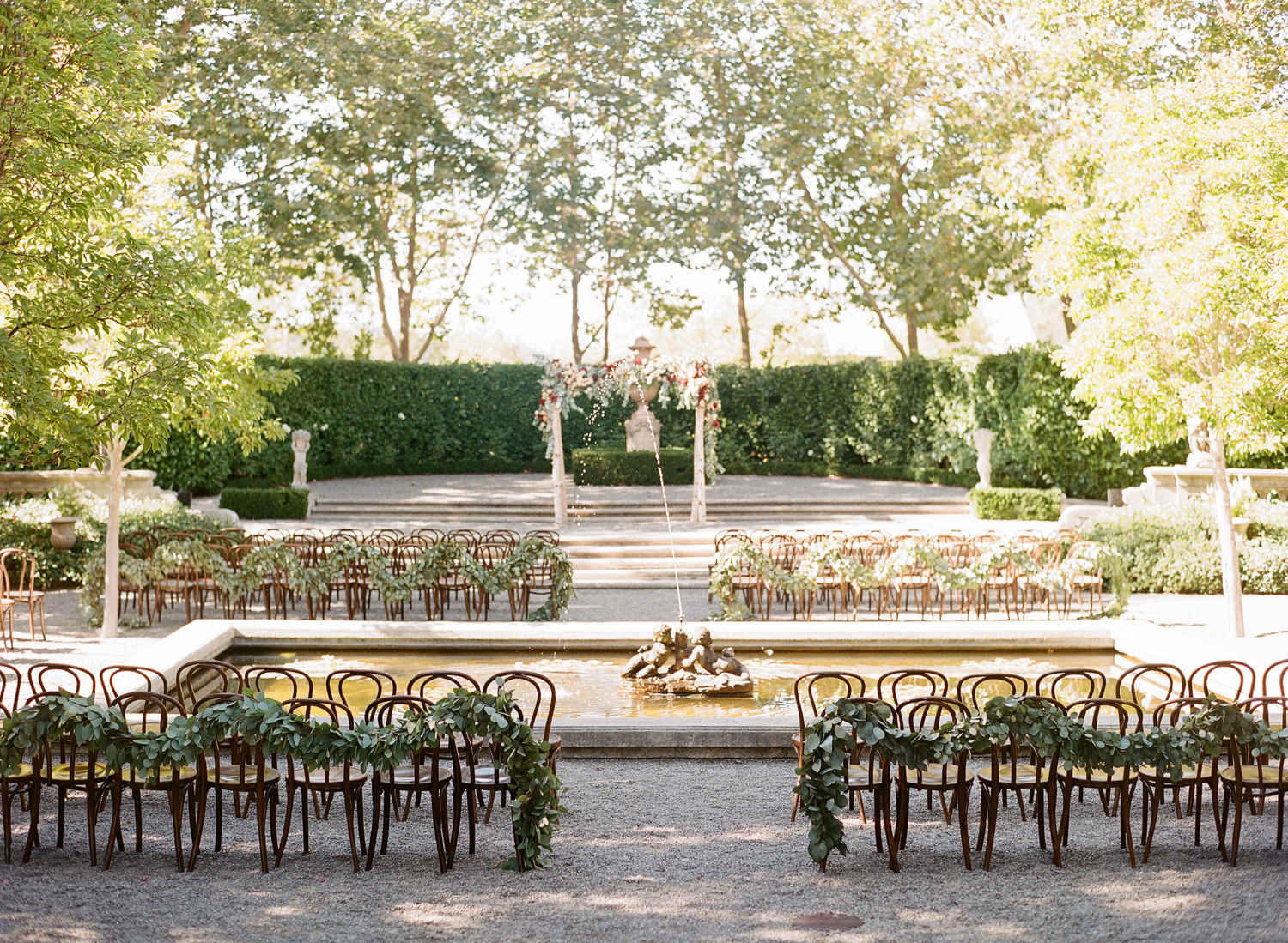 Natural Chic California Wedding - Brown Paper Design