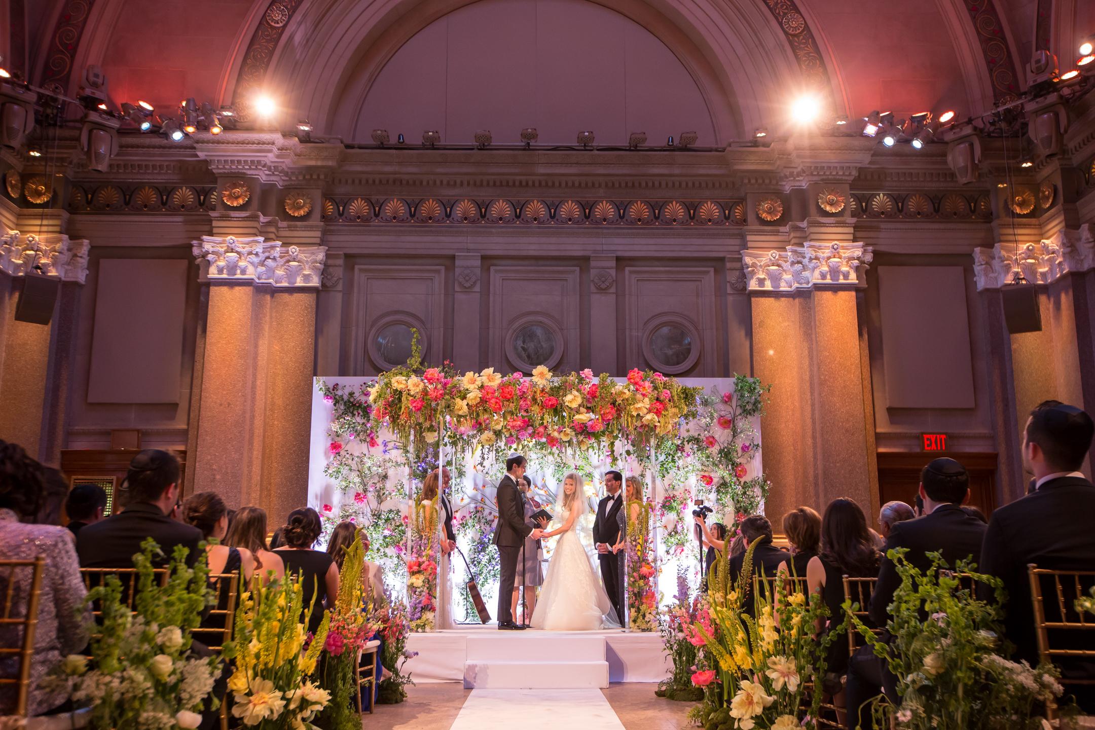 Whimsical Brooklyn Wedding - Leslie Mastin Events