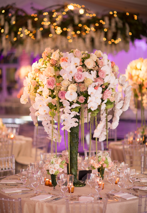 Enchanting Floral Inspired Wedding - Urban Art & Design