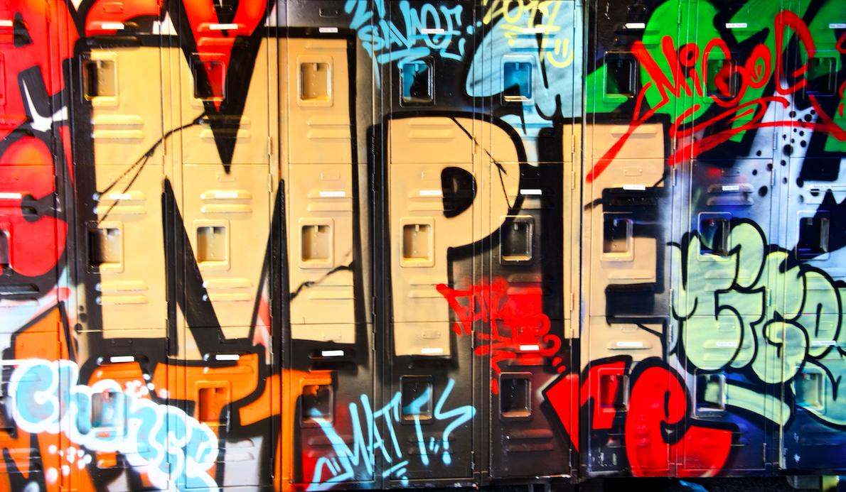 Empire State of Mind Bar Mitzvah - Urban Art & Design