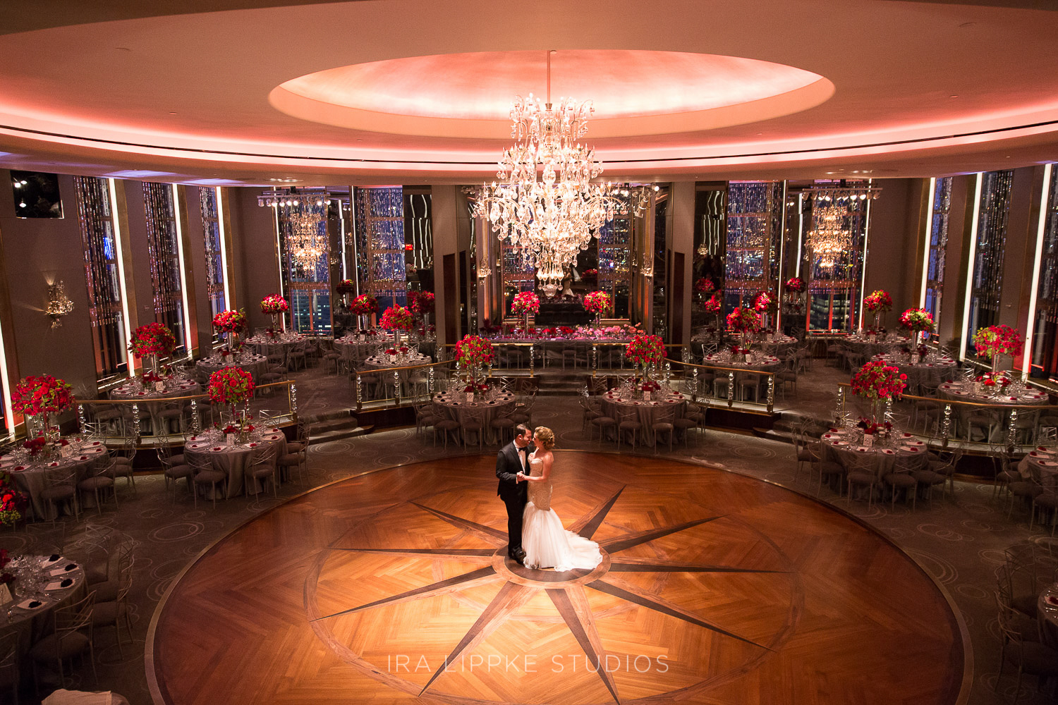 Rainbow Room Wedding - Amy Katz Events