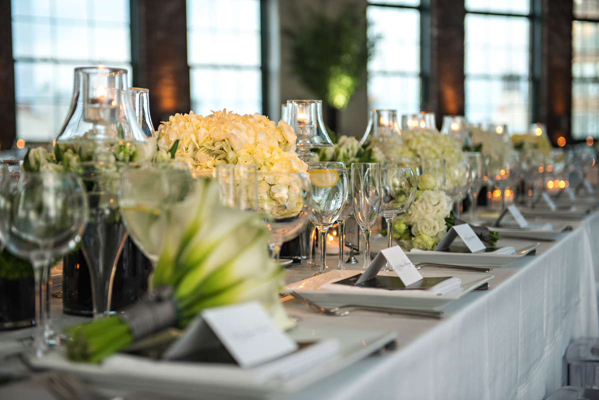 Tribeca Rooftop Romance - Amy Katz Events