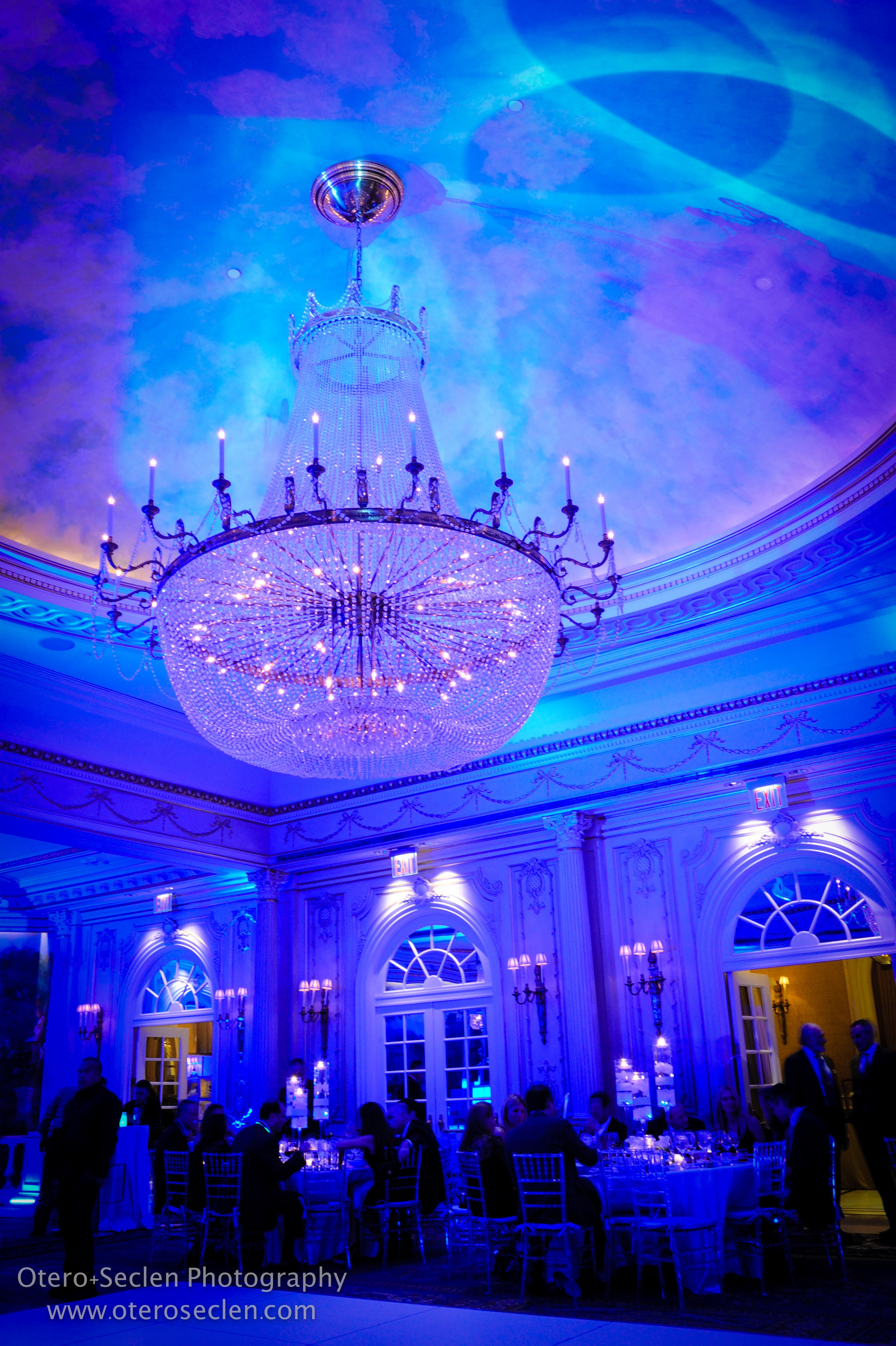 Elegant Bat Mitzvah at The Essex House - Amy Katz Events