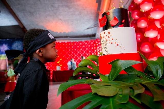 Kubo Ninja 5th Birthday Extravaganza - The Porch