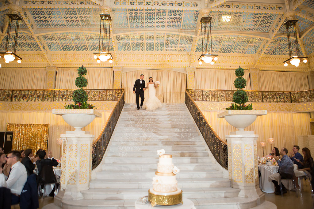 An Elegant Ballroom Wedding at the Rookery - Shannon Gail Events