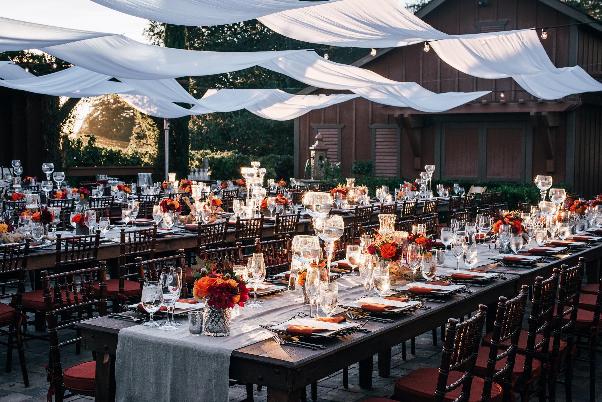 Autumn Wedding at Regale Winery - Amazae Events