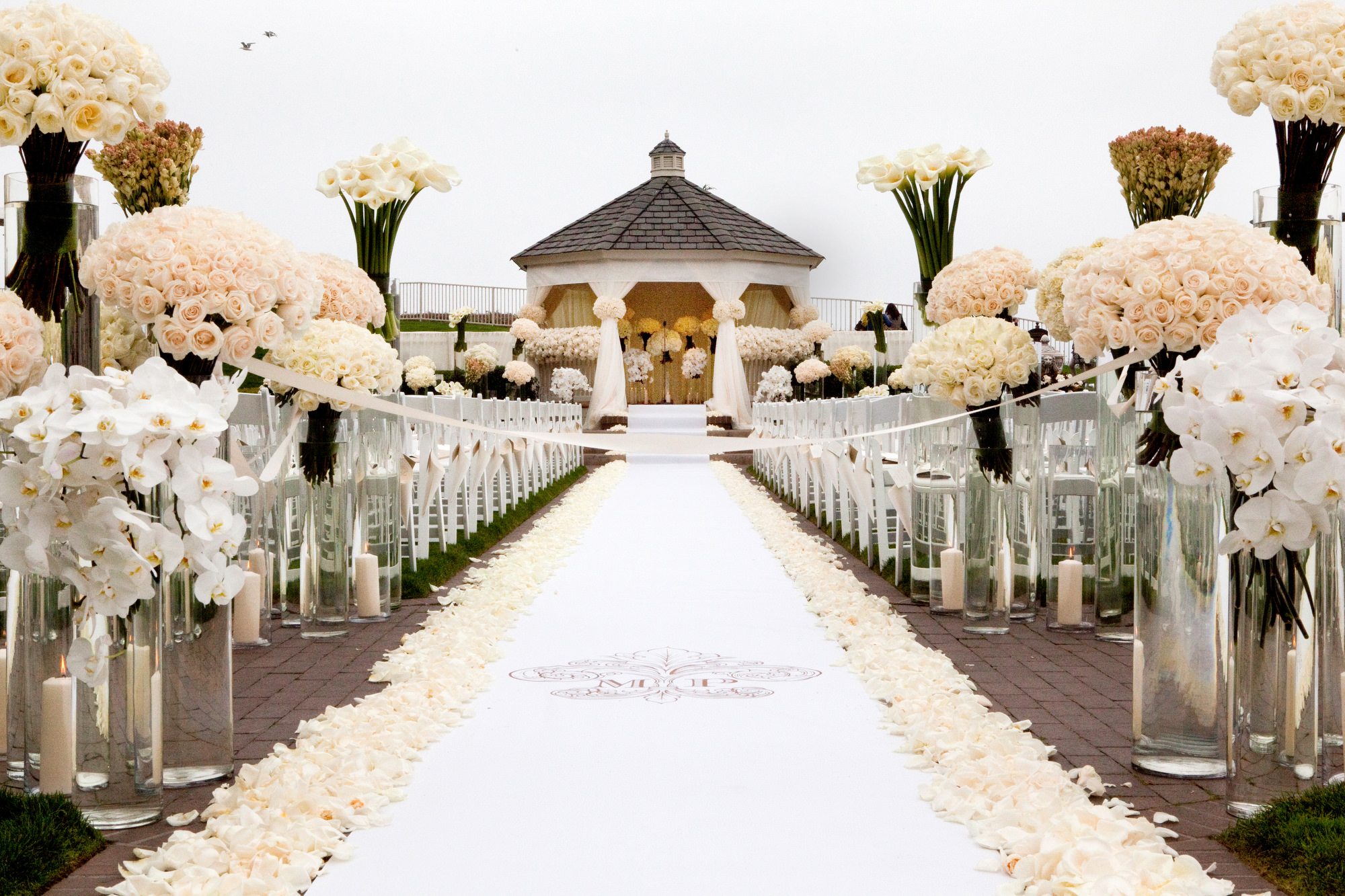 Luxurious Romantic Wedding | Ritz-Carlton Half Moon Bay | San Francisco | California - Bob & Dawn Davis Photography & Design