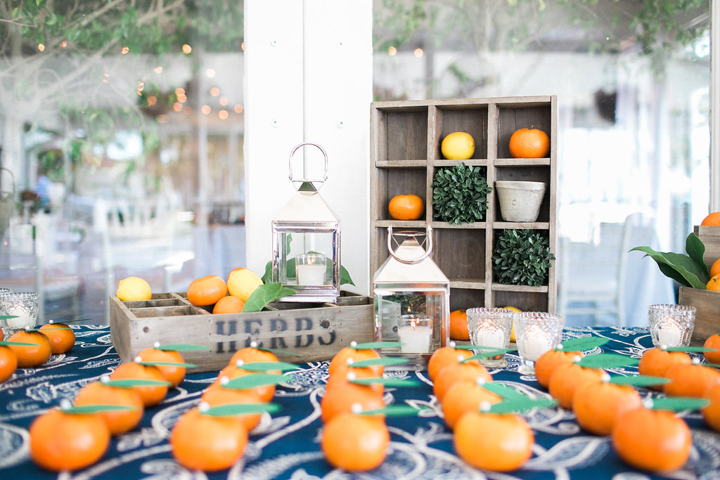 Nantucket Inspired Wedding at Carlouel Yacht Club - Tracie Domino Events