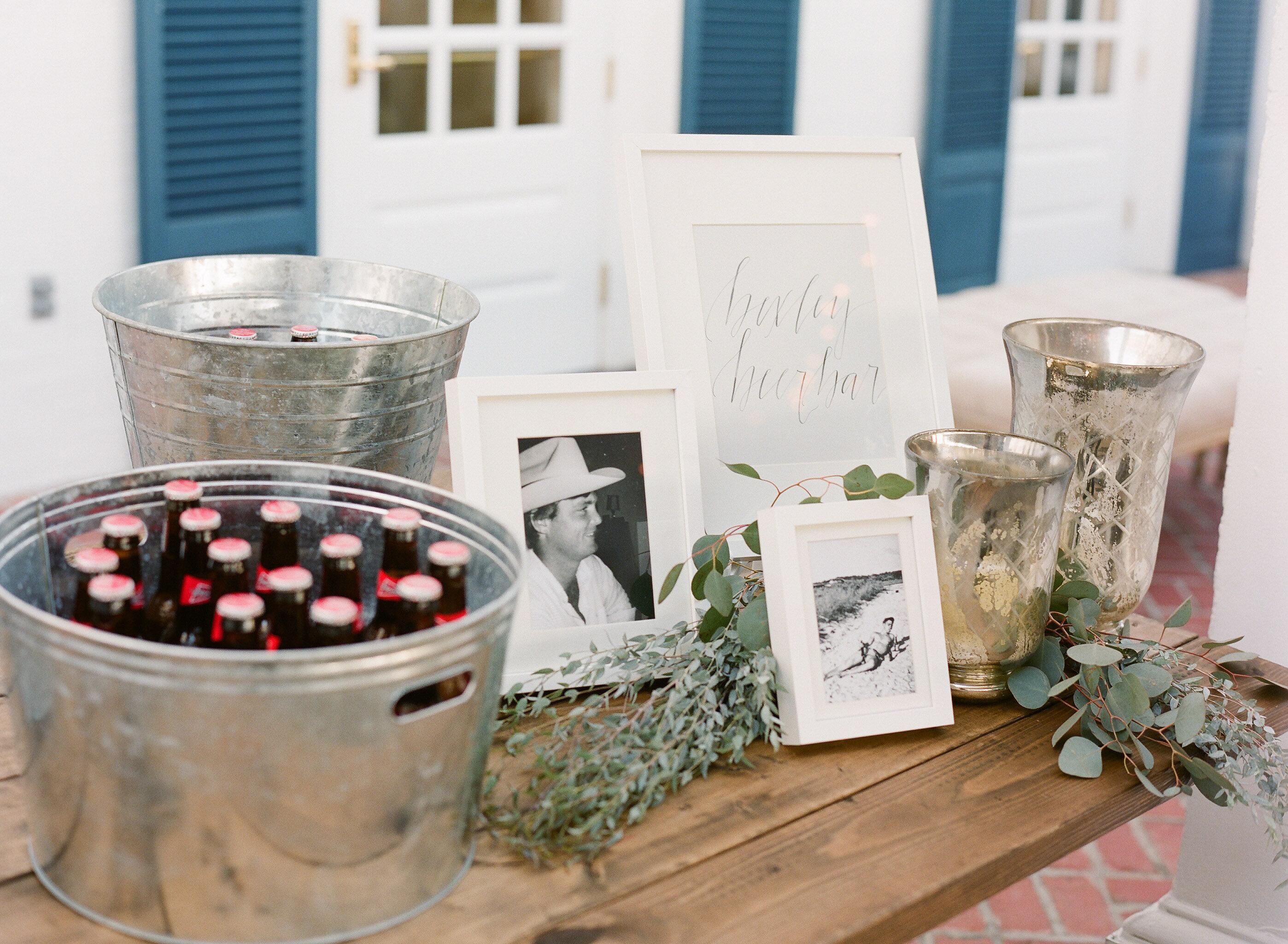 Organic Tampa Yacht Club Wedding - Tracie Domino Events