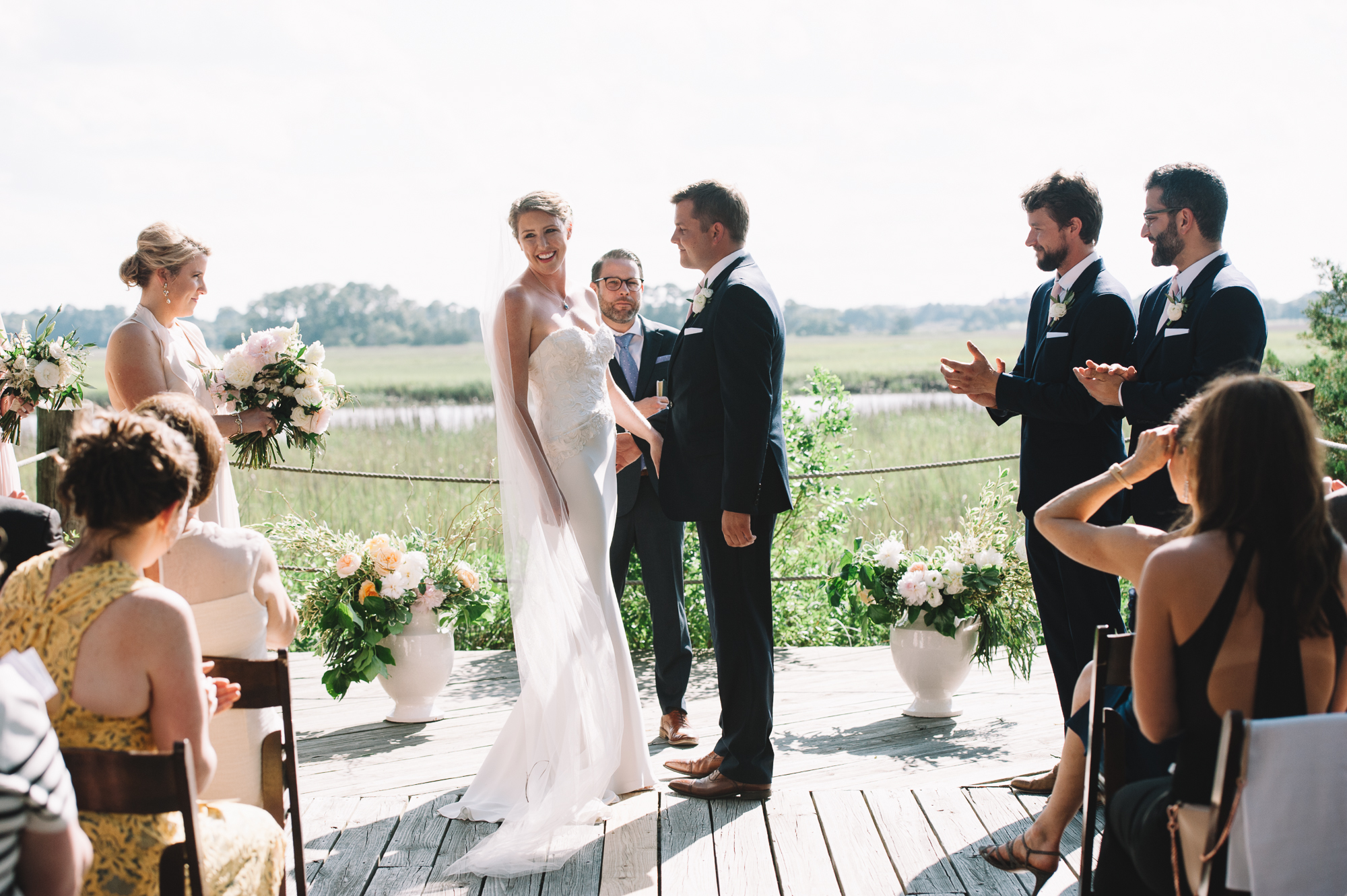 Jenny + Steve's Rustic Vintage Wedding - Jennings King Photography