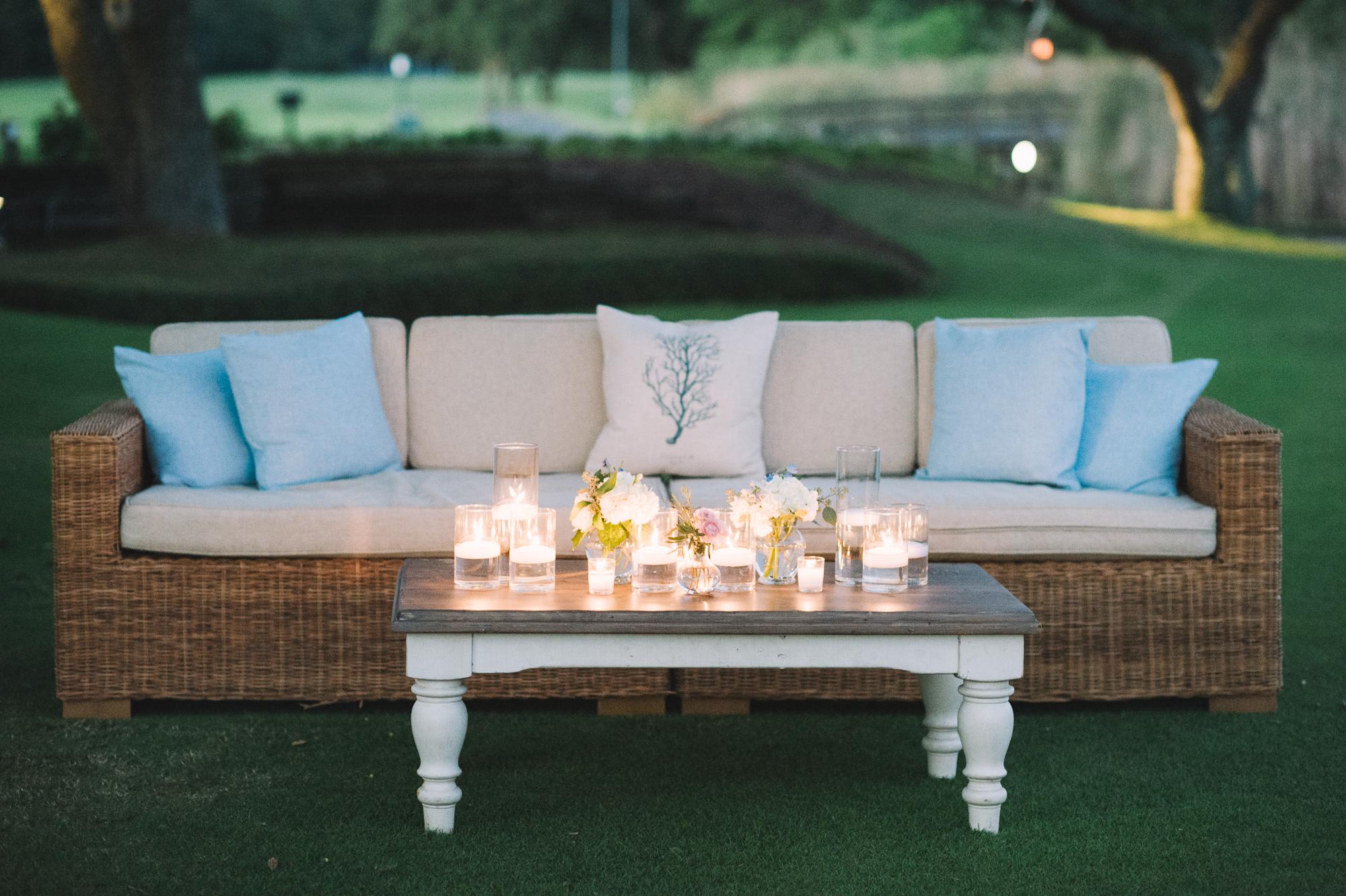 Pink & Blue Seaside Wedding - Jennings King Photography