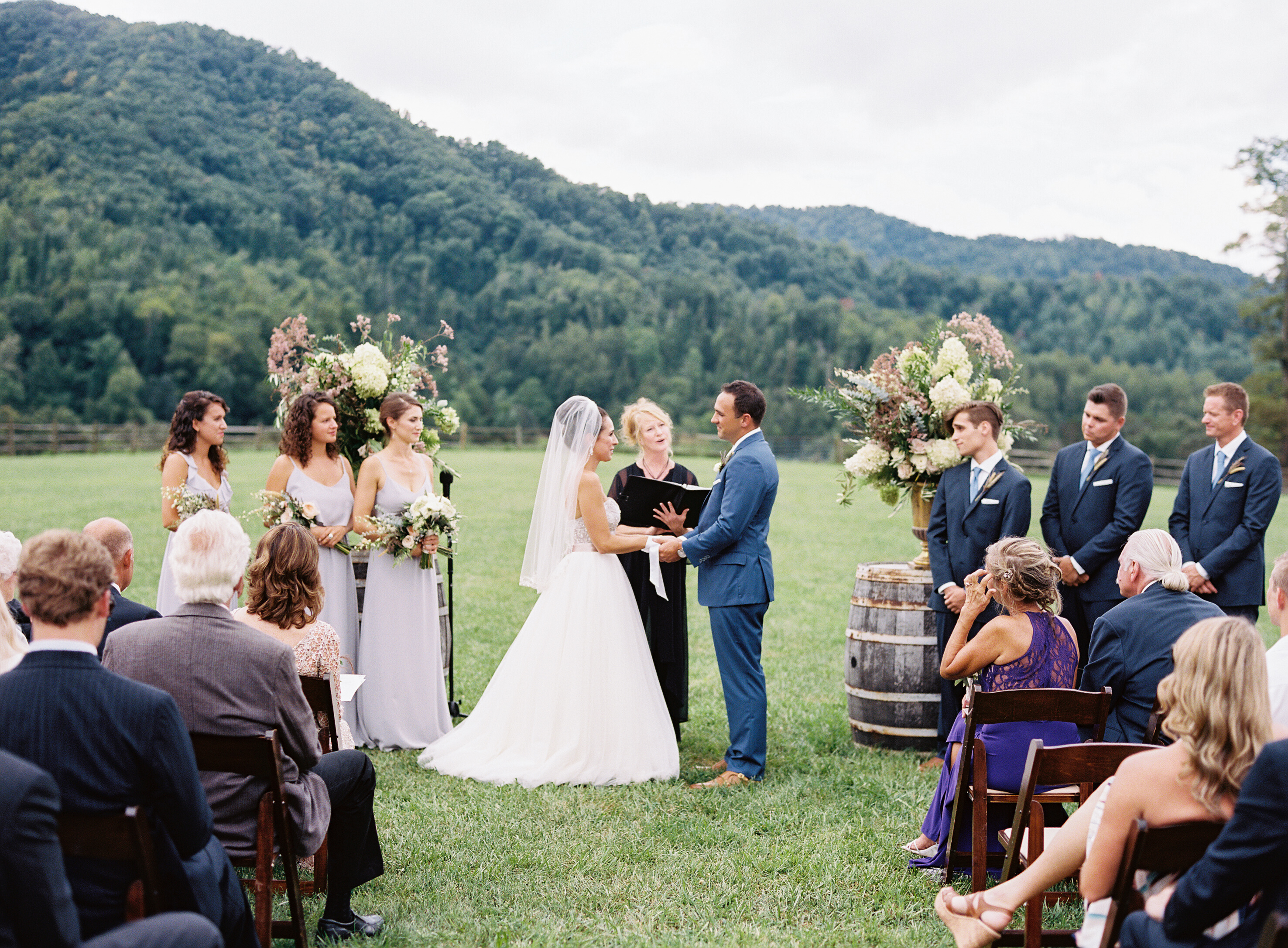 Asheville, NC Wedding - Kelley Event + Design