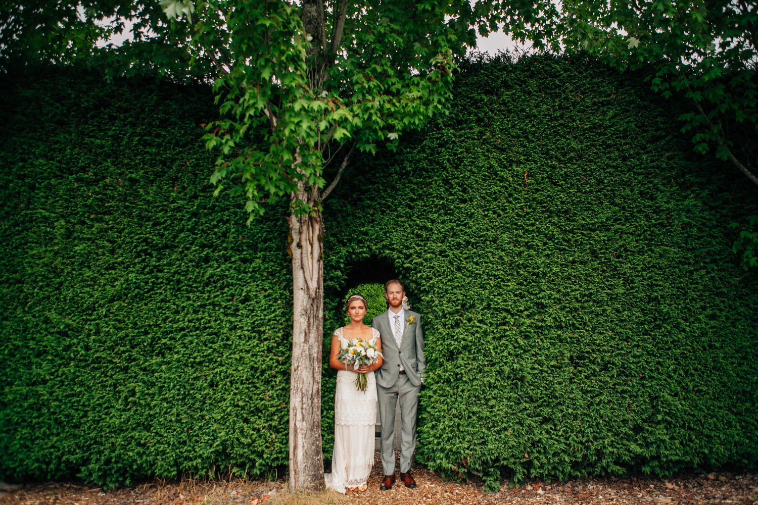 Intimate Woodinville Winery Wedding - Candice Luth Wedding & Event Design