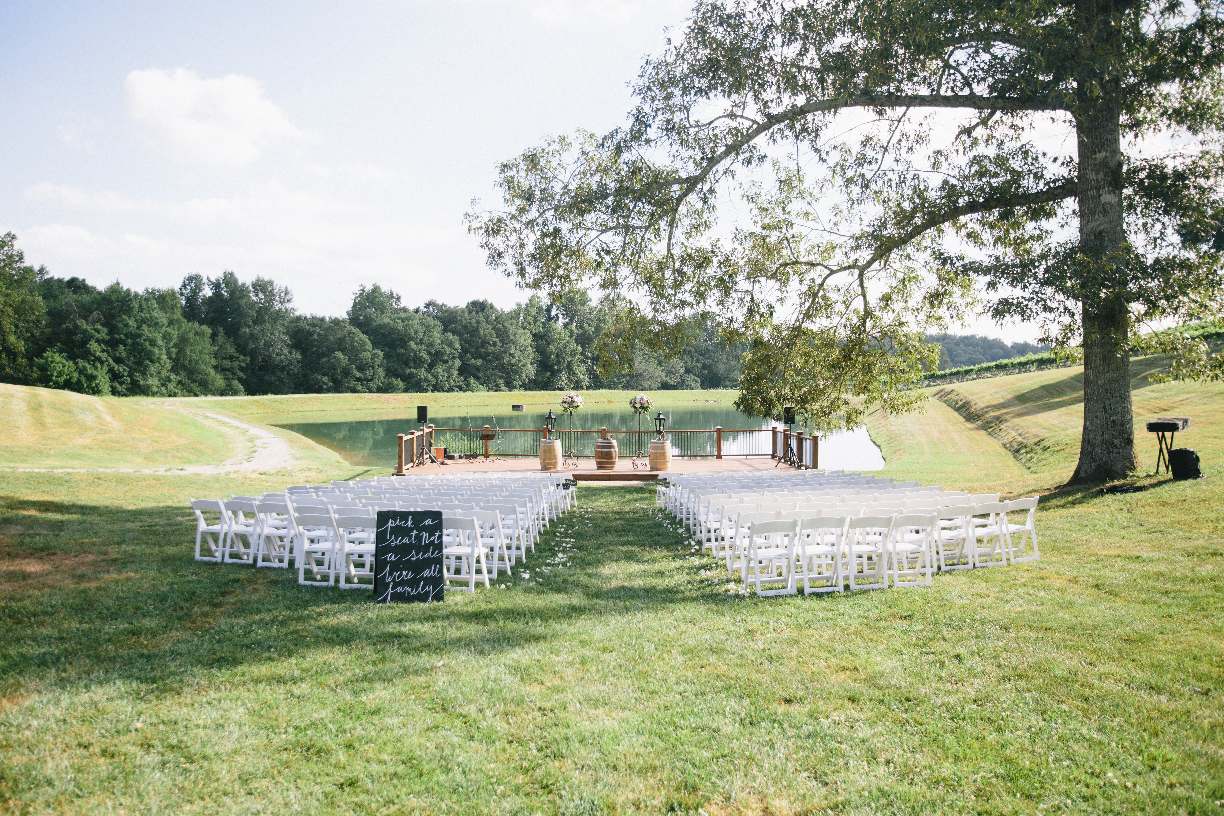 Winery Wedding - Gillian Marto Creating Events of a Lifetime