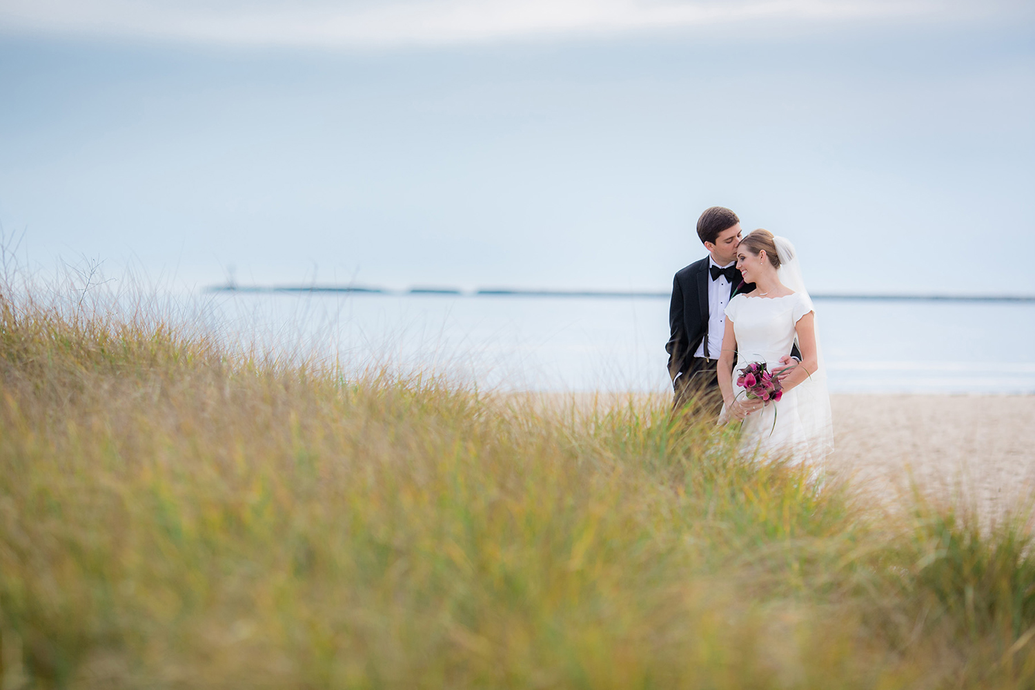 Classic Cape Cod Wedding - Rebecca Marie Photography