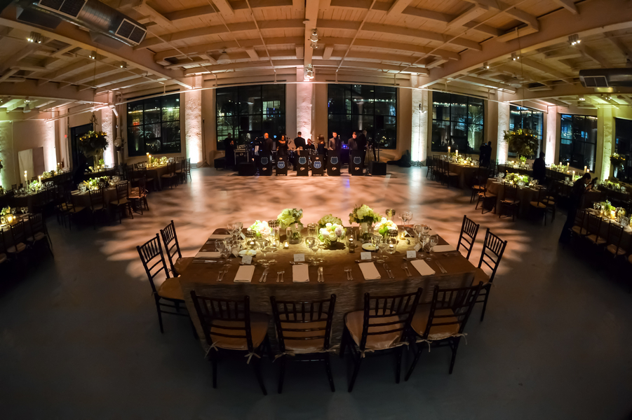 Industrial Glam Philadelphia Wedding - Pictures by Todd Photography