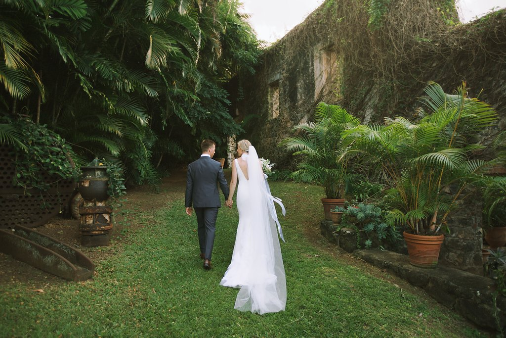 Enchanting Tropical Wedding - Elements by K.H & co.