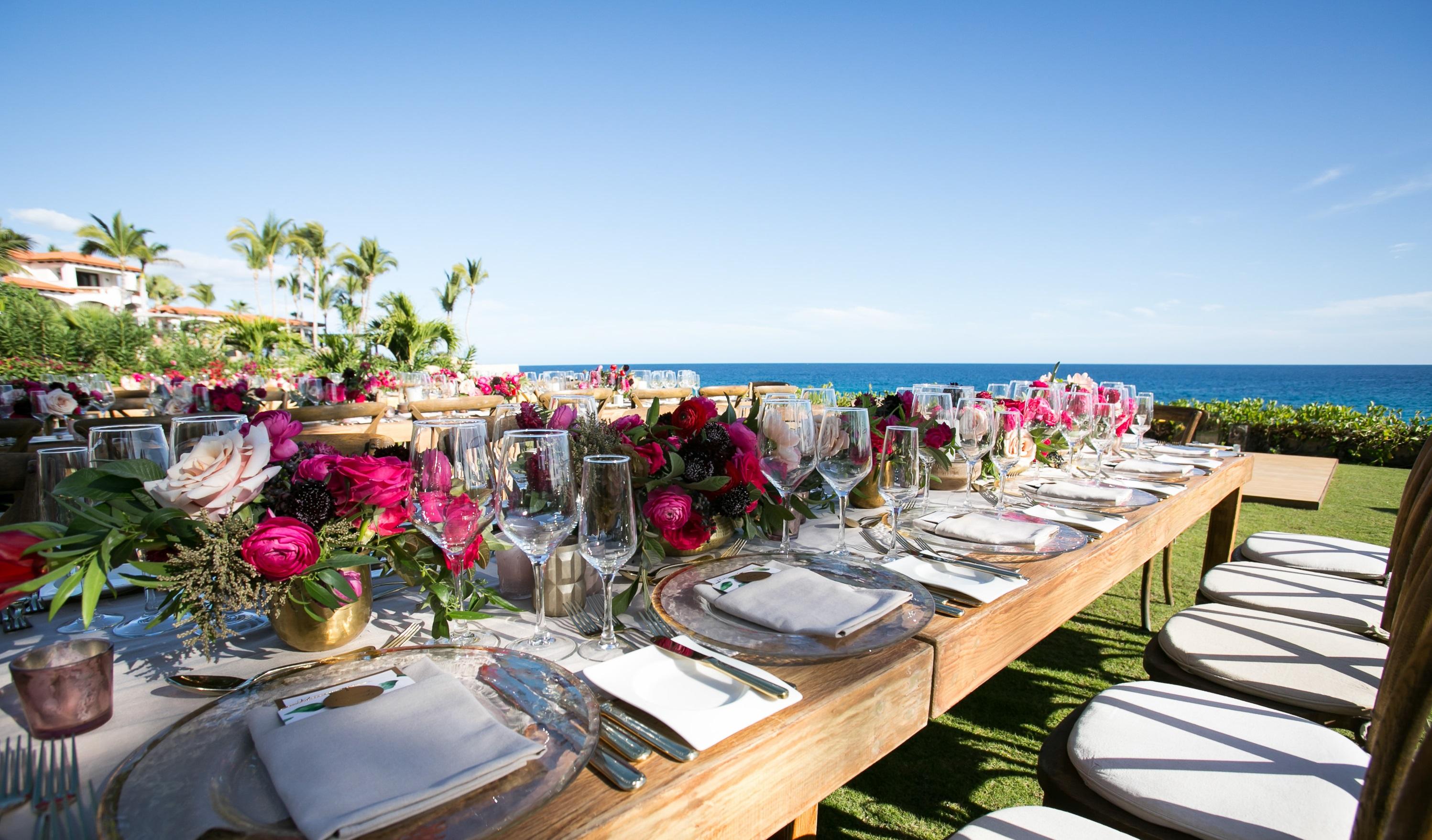 Lush & Beautiful Destination Wedding - SIGNATURE, Event Consulting & Design