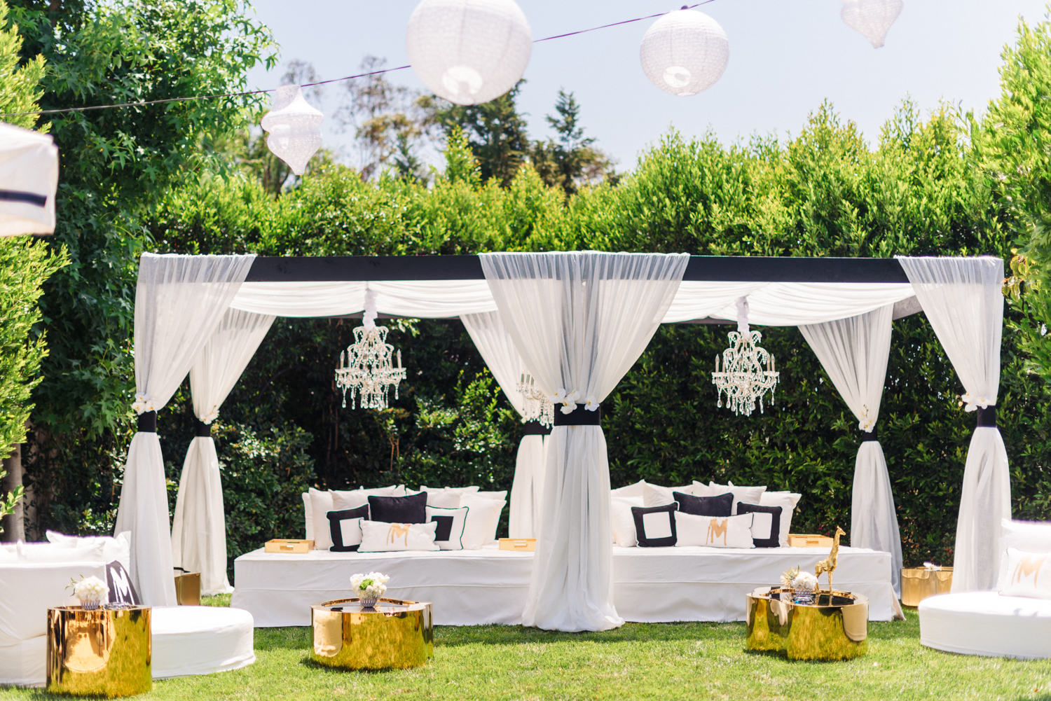 Cabana Glam - Sonia Sharma Events