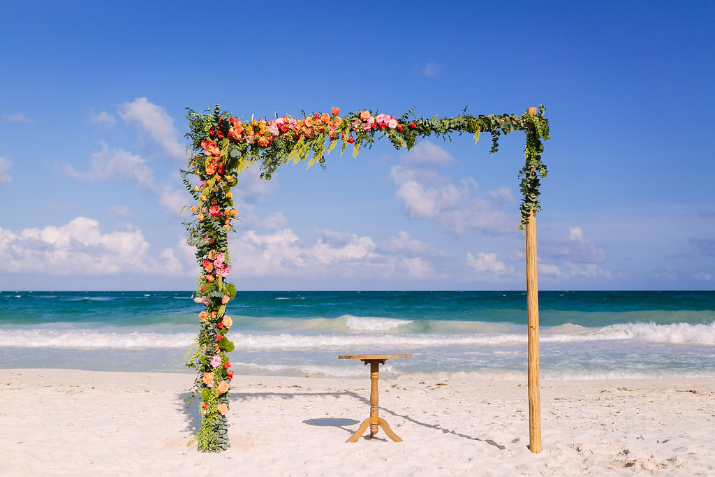 Destination Beach Wedding - Brian Leahy Photography