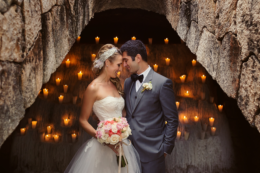Xcaret Wedding in Mexico - Quetzal Wedding Photo
