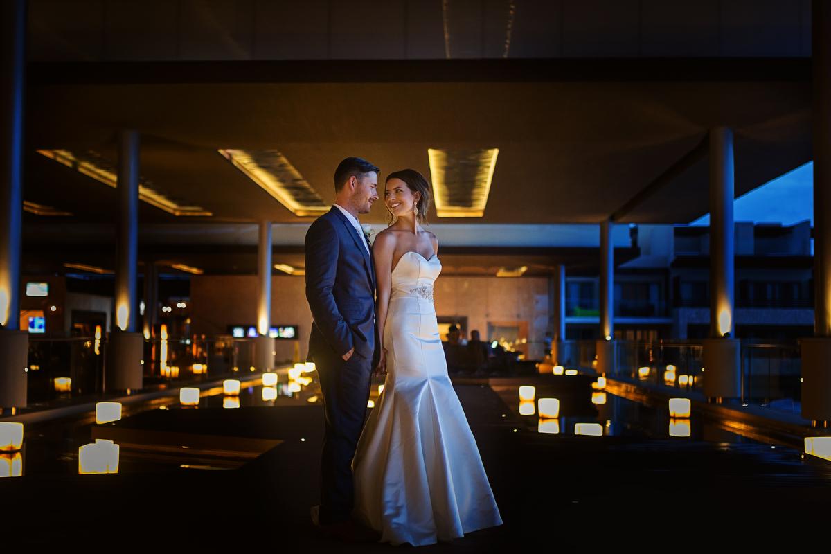 Luxury Destination Wedding, Royalton Riviera Cancun, Mexico - Quetzal Wedding Photo