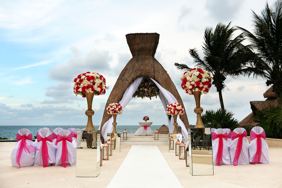 Dreams Riviera Cancun Wedding - Jonathan Cossu Photographer