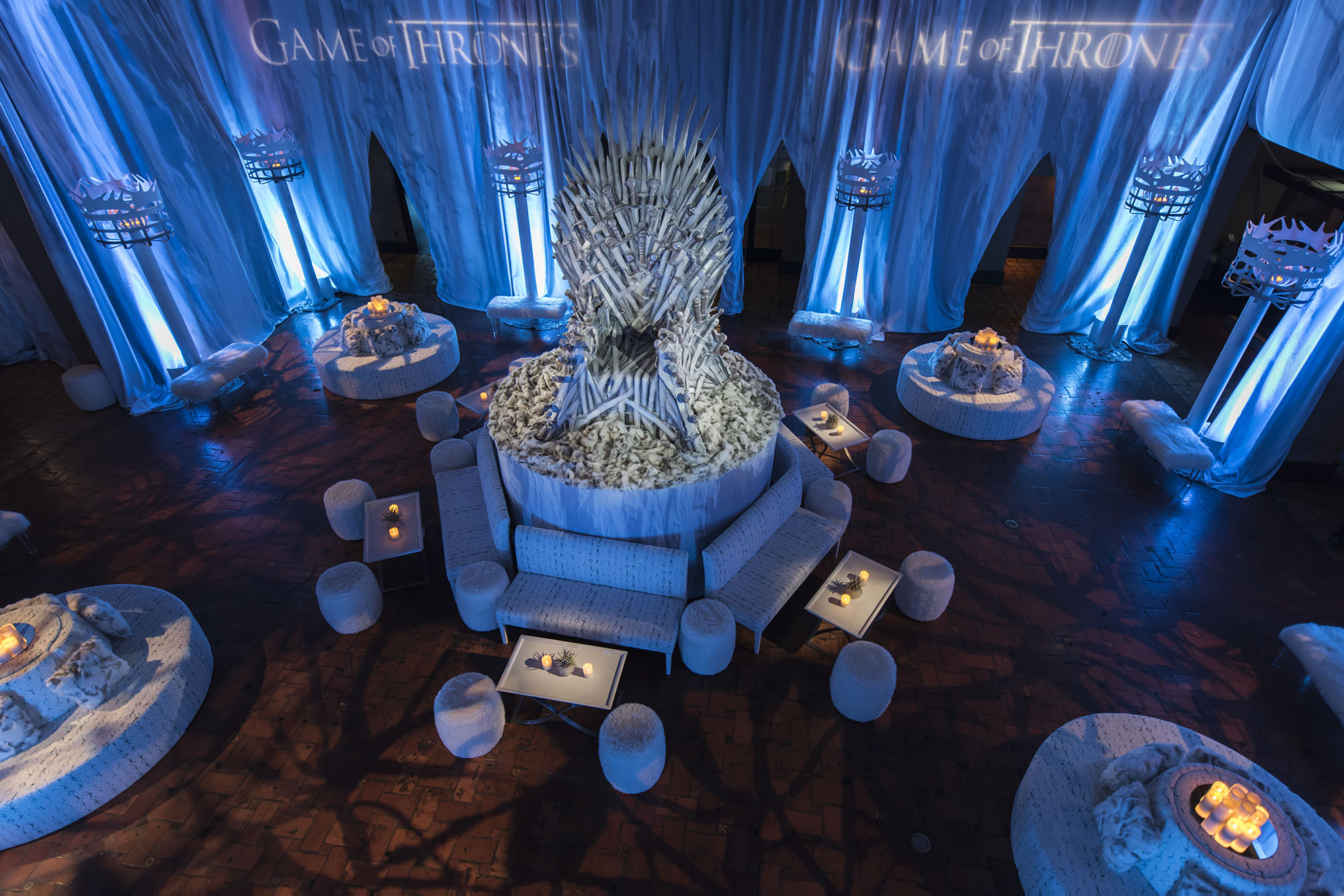 Game of Thrones Premiere, Season 6 - Images By Lighting