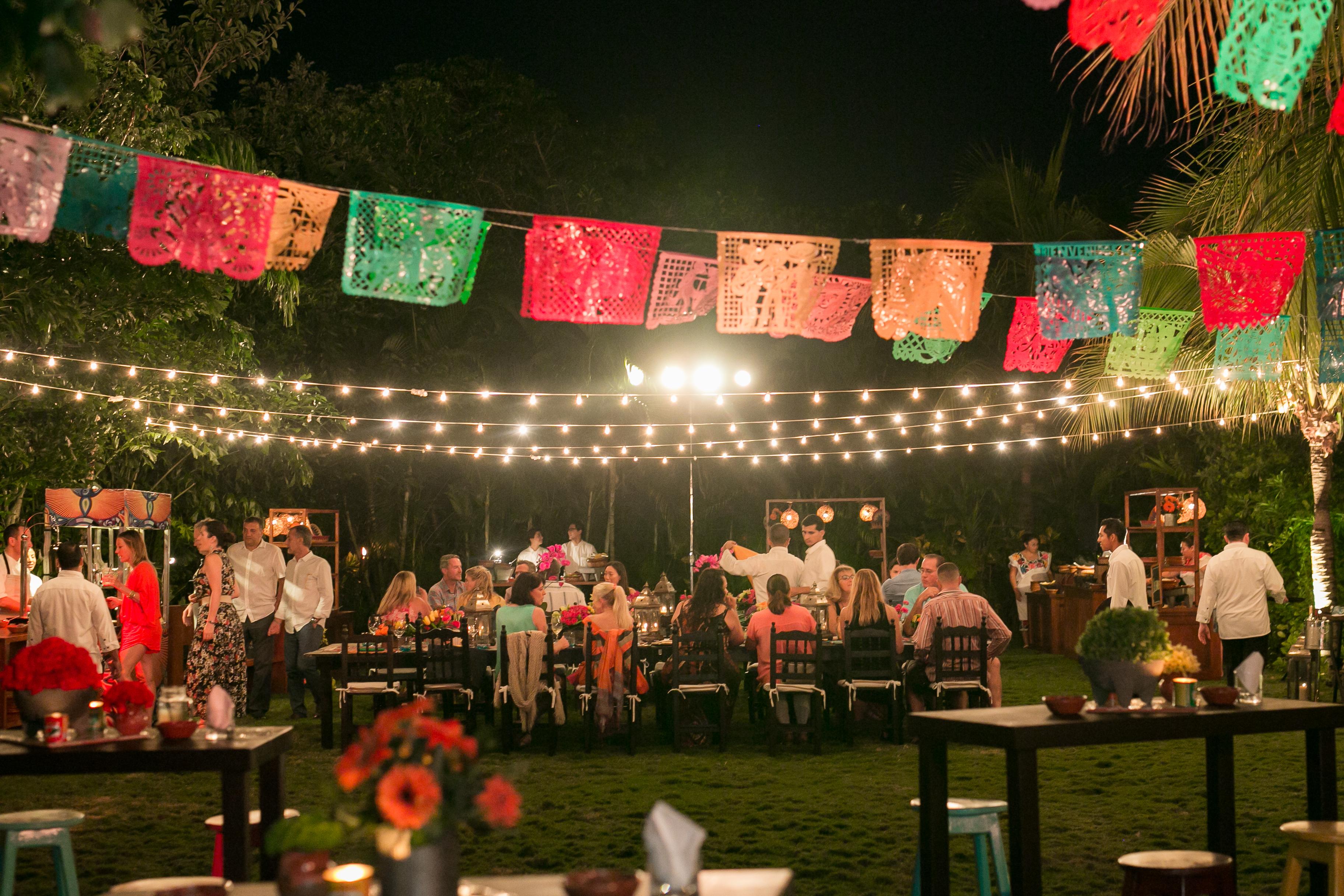 Riviera Maya Getaway: Mexican Welcome Fiesta - Elegant Occasions by JoAnn Gregoli
