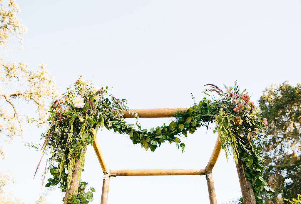 Boho Vineyard Wedding - Keith J Laverty