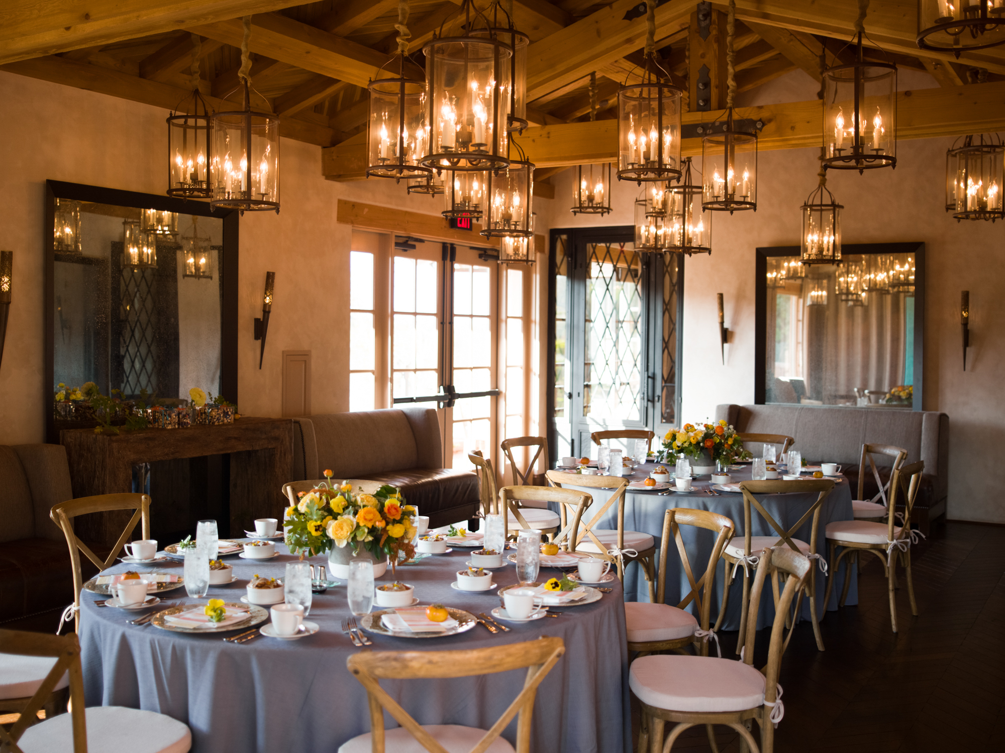 Rancho Valencia FAM Trip: Breakfast - Olive Willow Designs