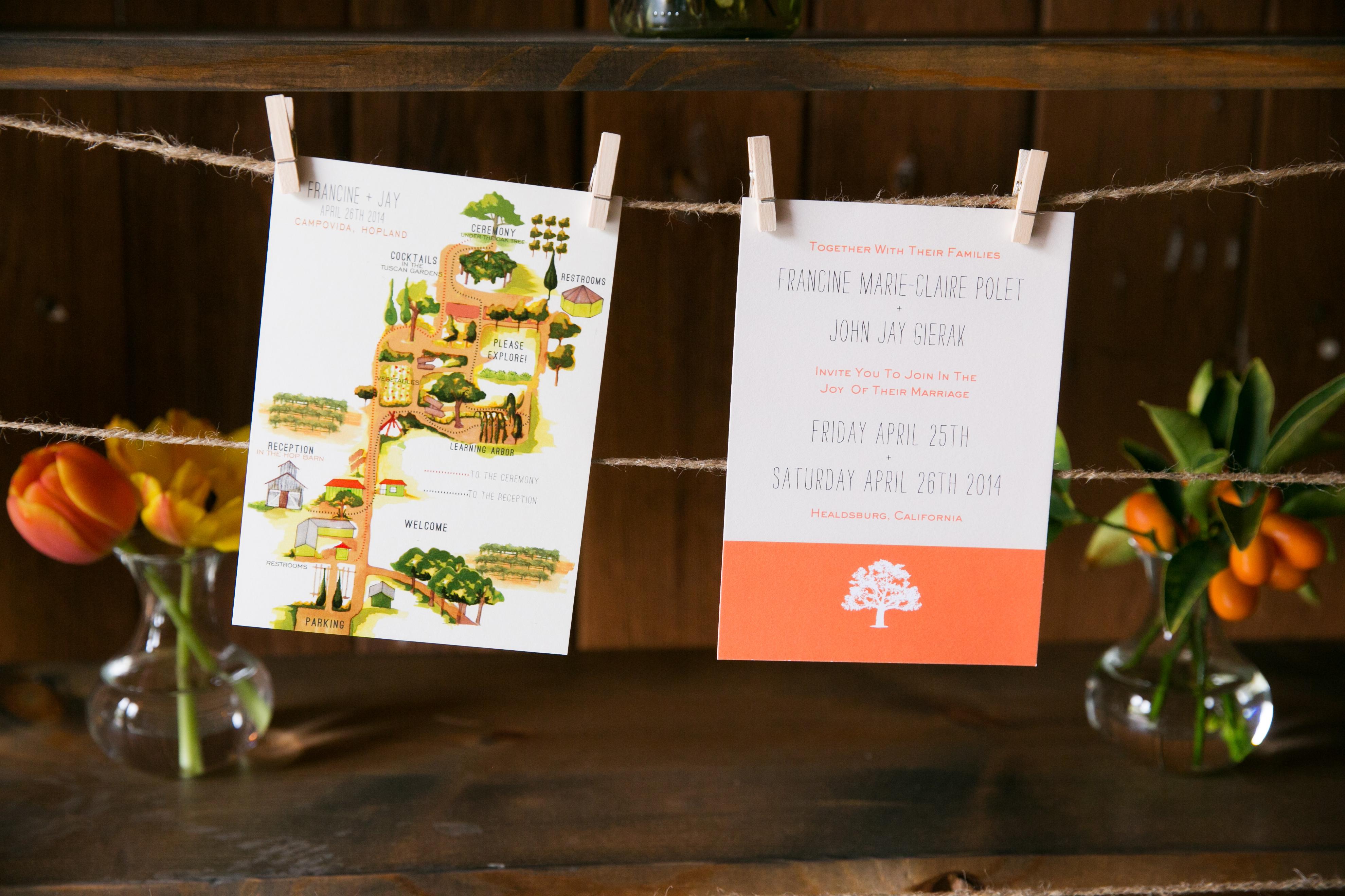 Vibrant Autumn Wedding - Glow Event Design