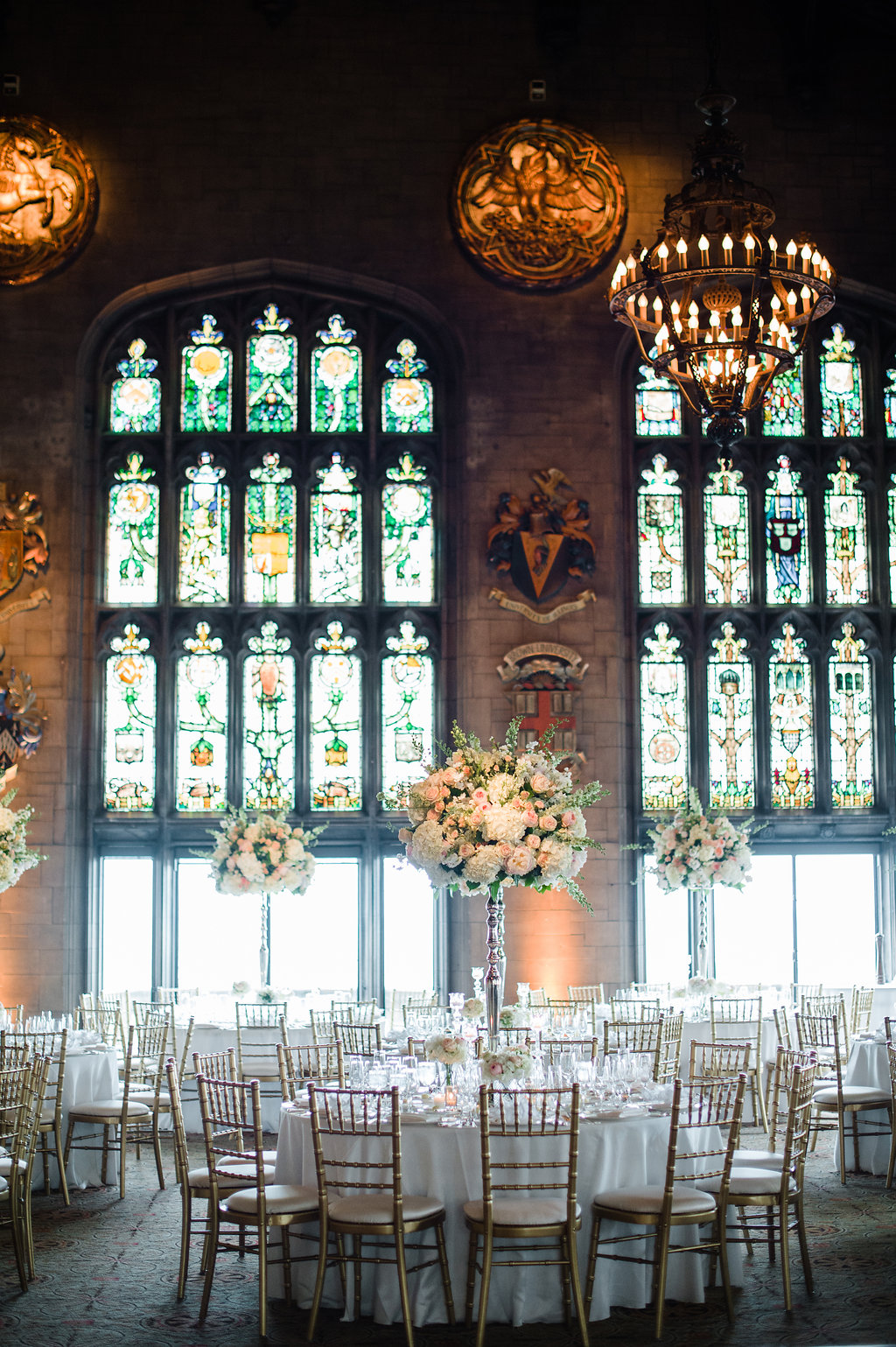 Sophisticated Wedding at University Club - LK Events