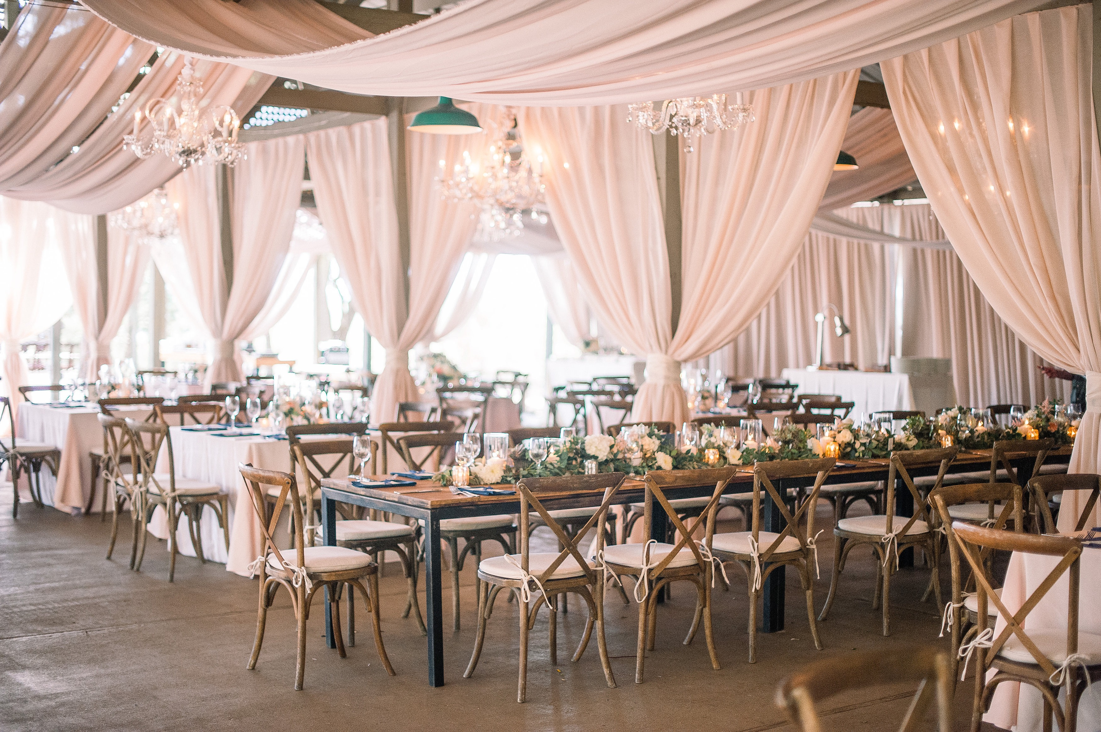 Rustic Modern Outdoor Wedding - WED