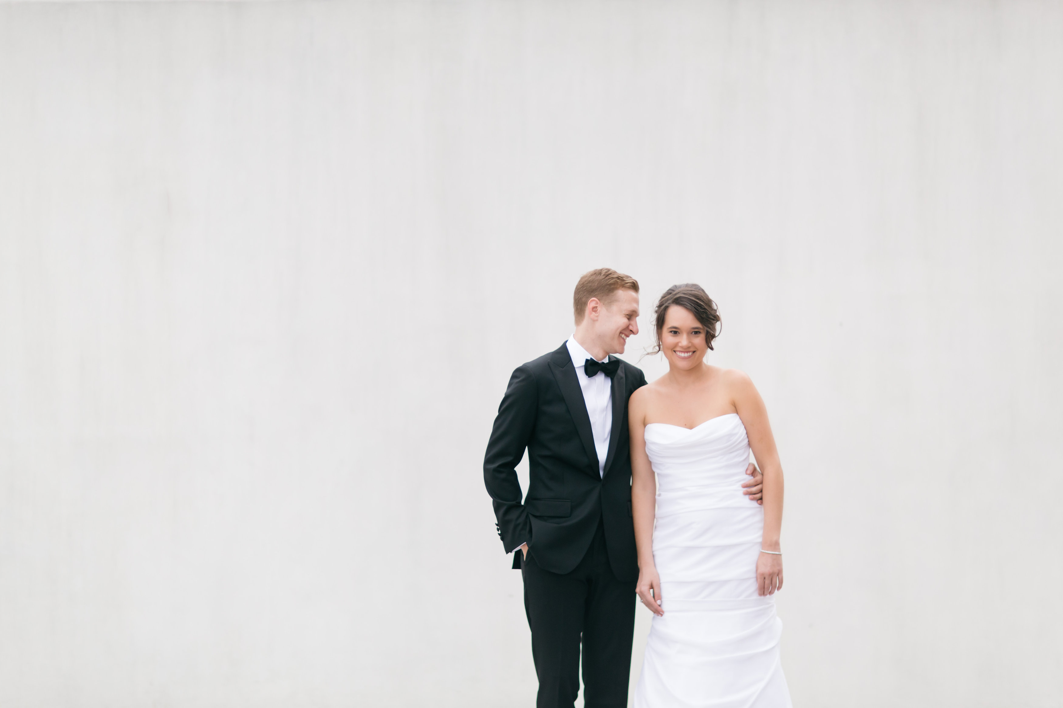 Colorful Modern Wedding at the Walker Art Center - Rocket Science Events