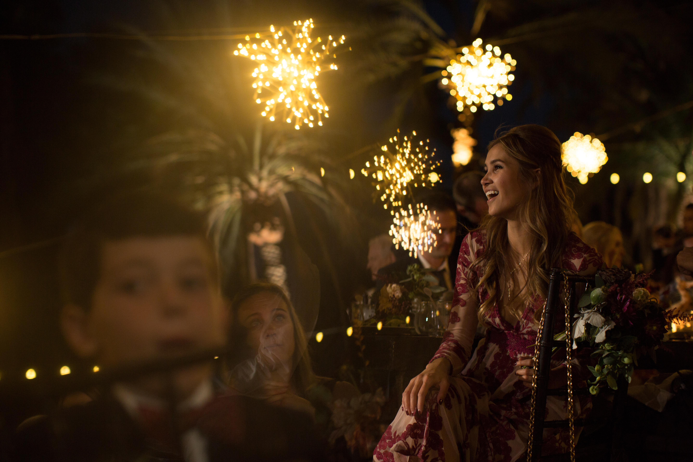 Boho Palm Desert Wedding - Laurel & Rose