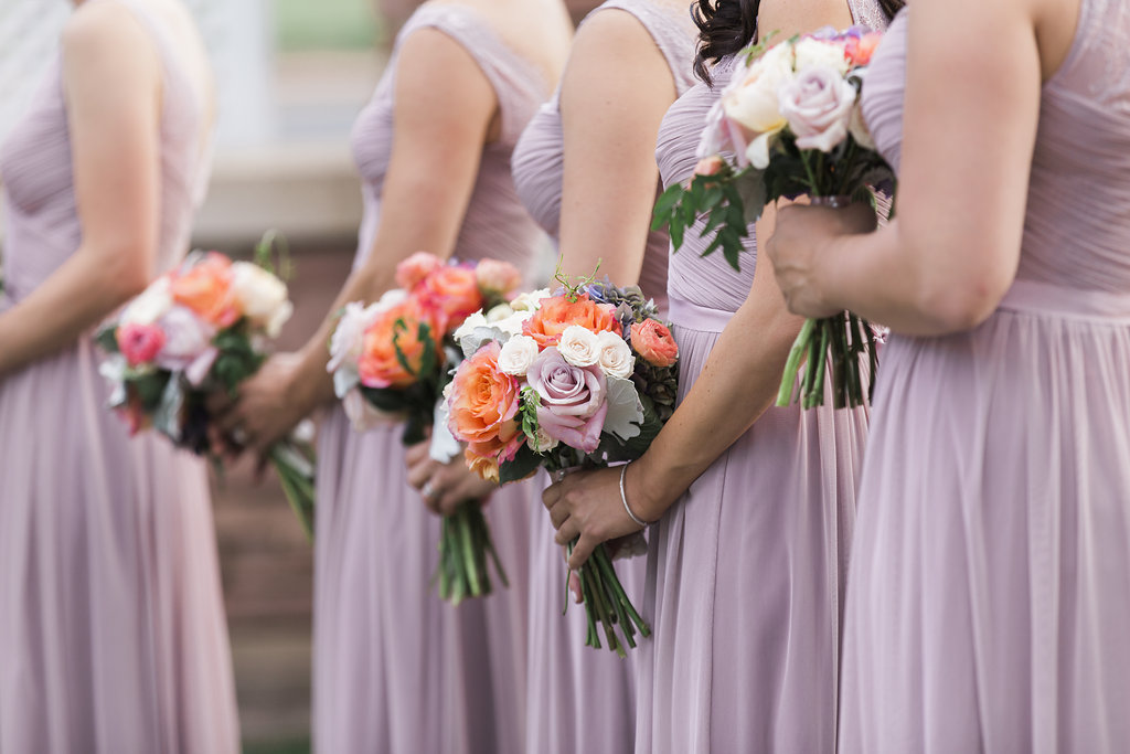 Colorful Rustic Chic Wedding - Laurel & Rose