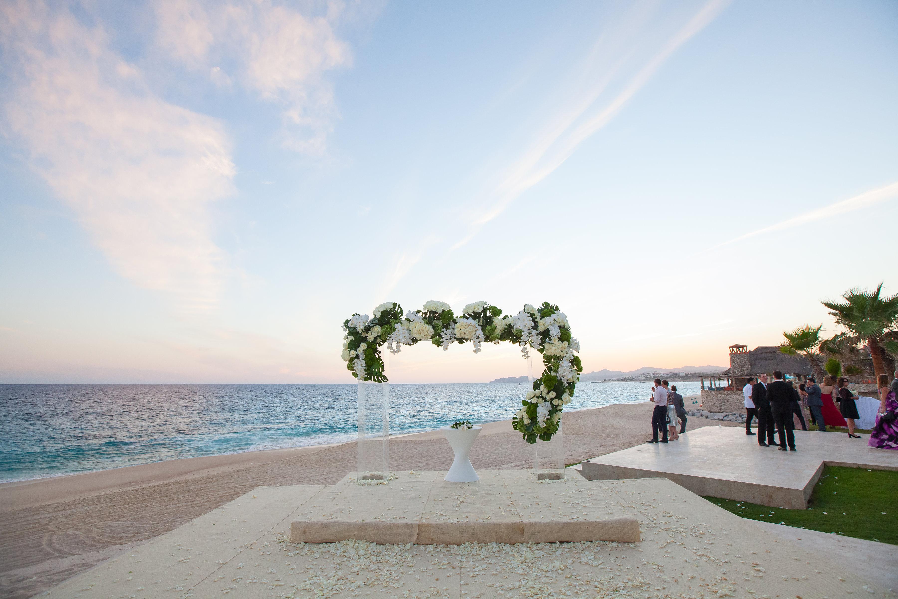 Stunning Destination Wedding - Mindy Weiss Party Consultants