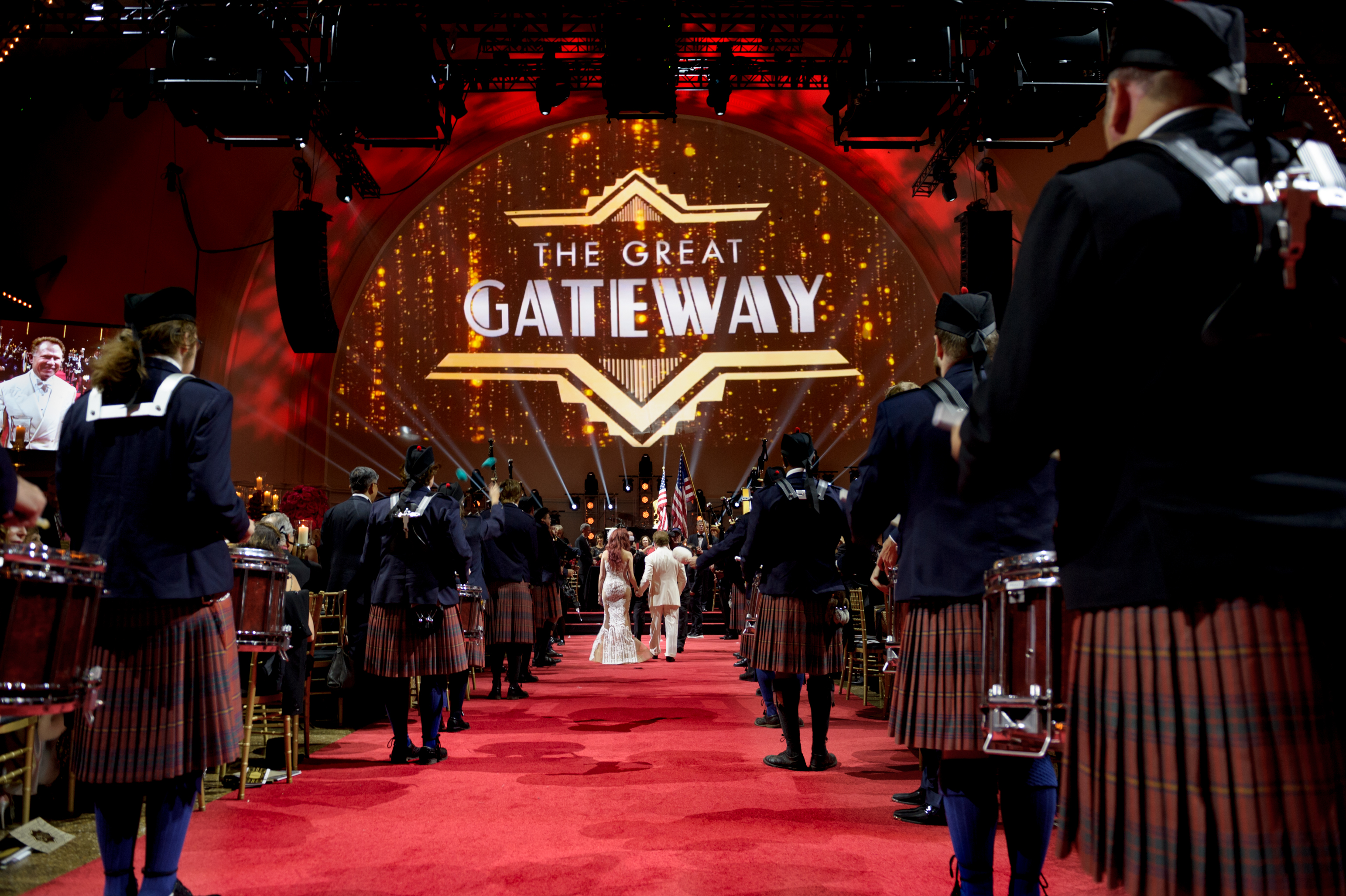 Gala | The Great Gateway| Cancer Researcher - Bob & Dawn Davis Photography & Design